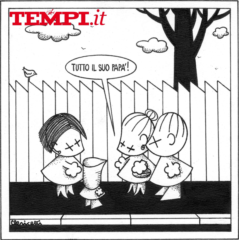 da Tempi nr. 9 del 5 marzo 2014