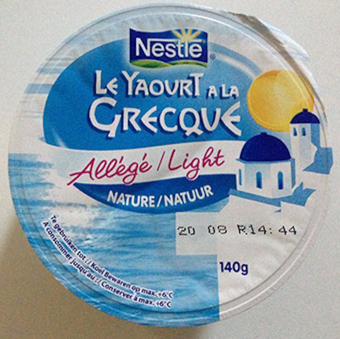 Yogurt Nestlè