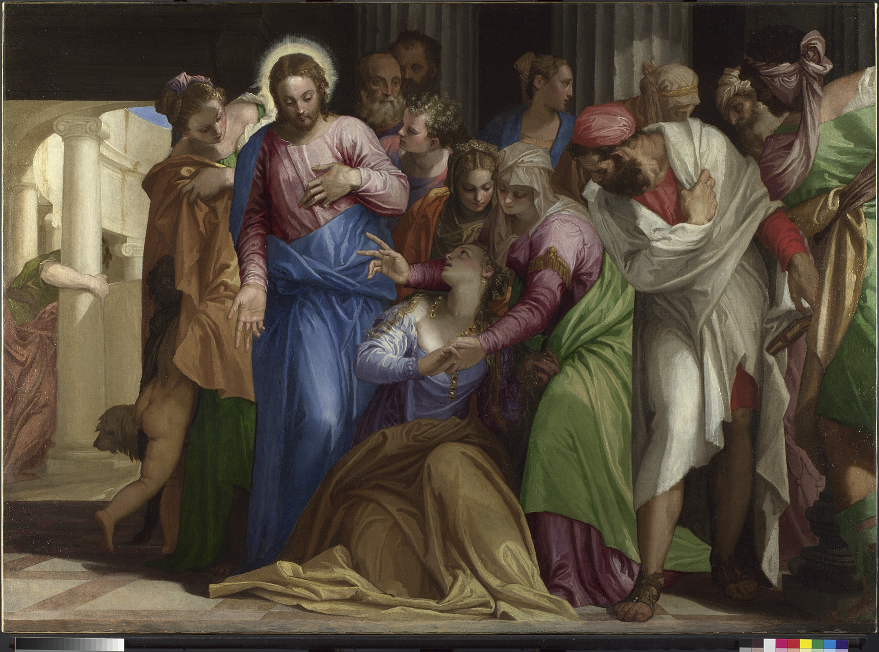 La Conversione della Maddalena.