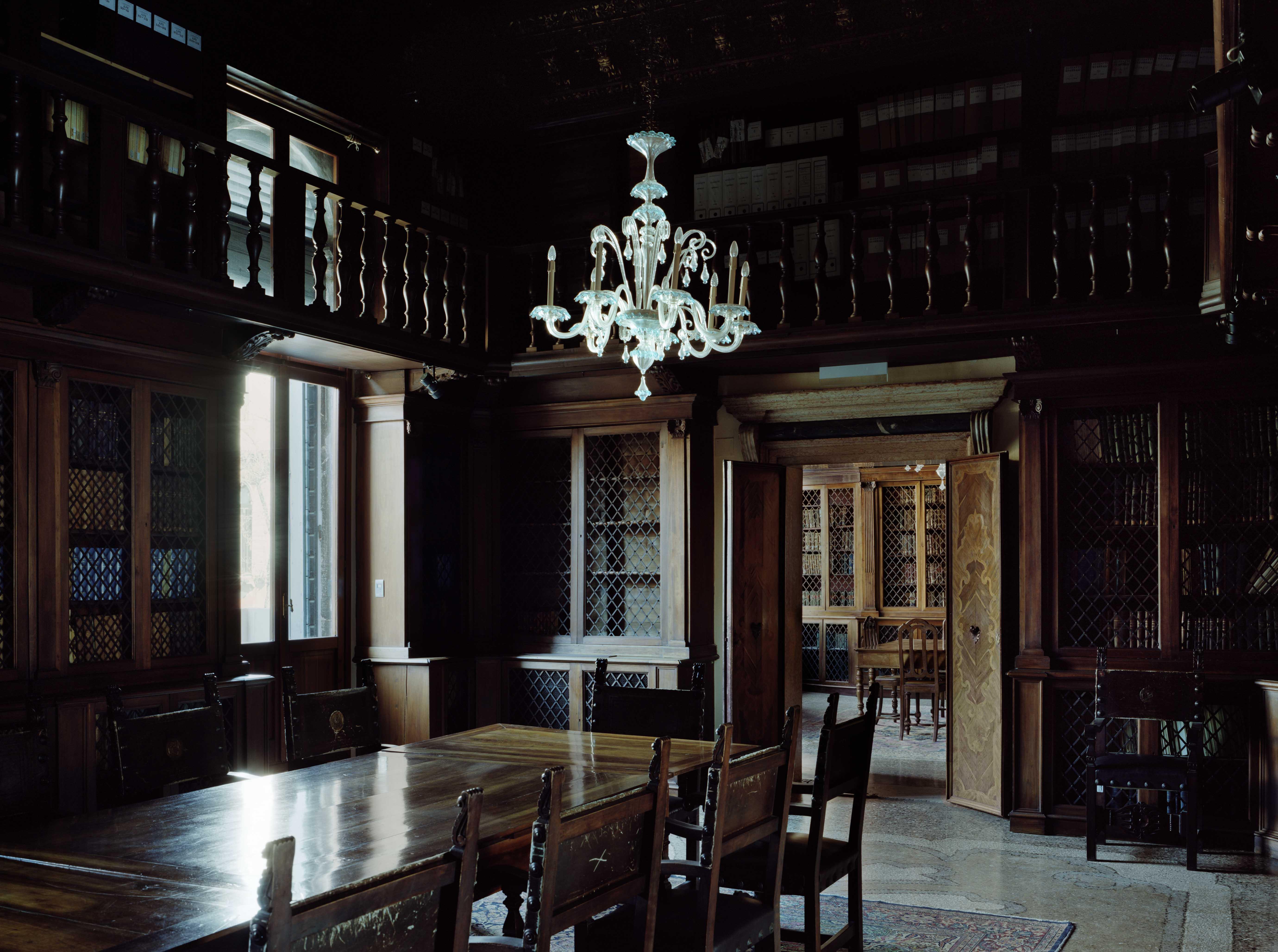 Palazzo Loredan-2, Italy, 2012?58 x 69 cm?printed on glass