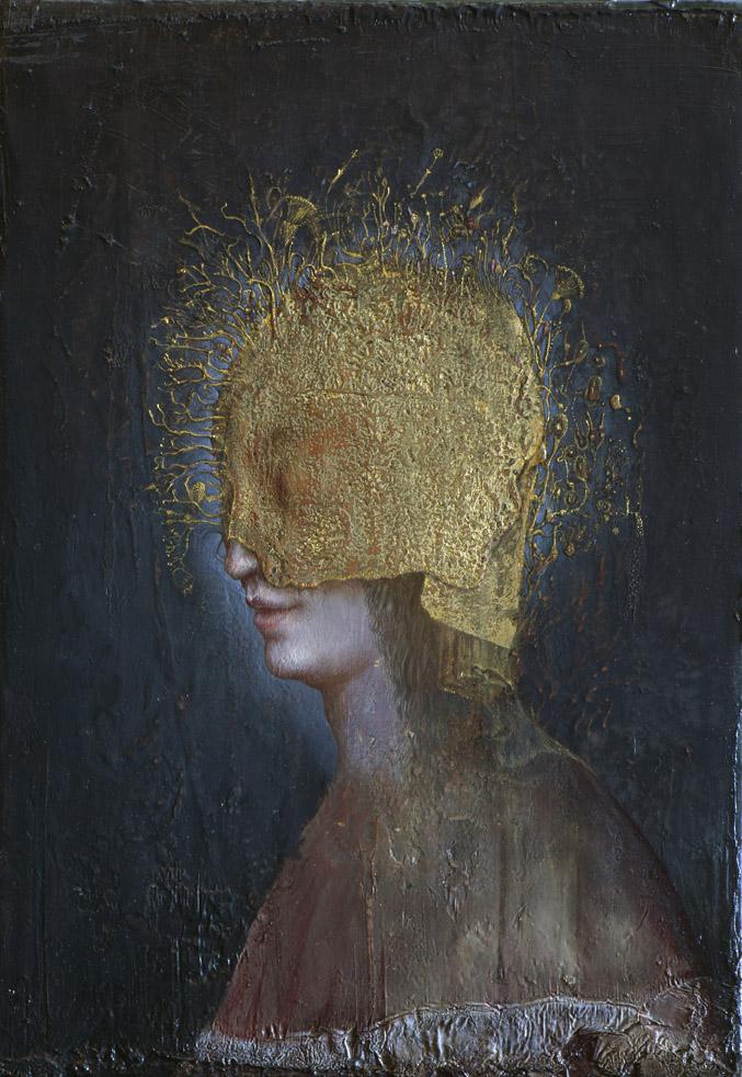Agostino Arrivabene, La santa
