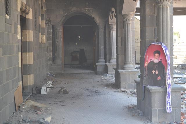 La città di Homs dopo tre anni di assedio dei ribelli. Foto inedite