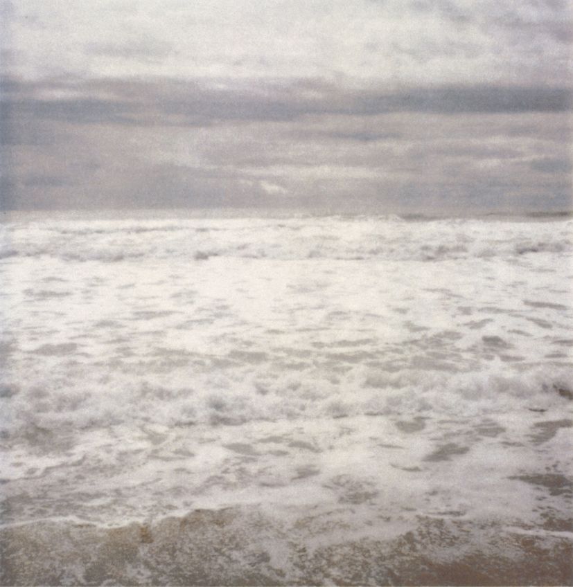 CY TWOMBLY -Miramare – by the sea, Gaeta 2001