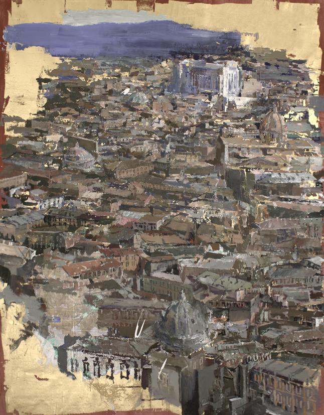 Velasco Vitali, Specchio, 2009