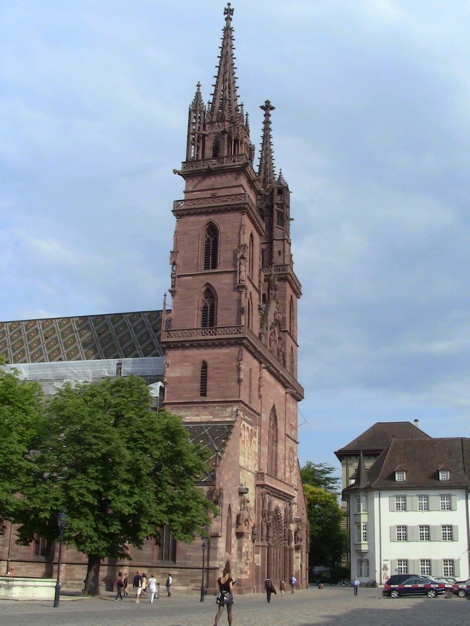 La Cattedrale di Basilea, Basler Münster