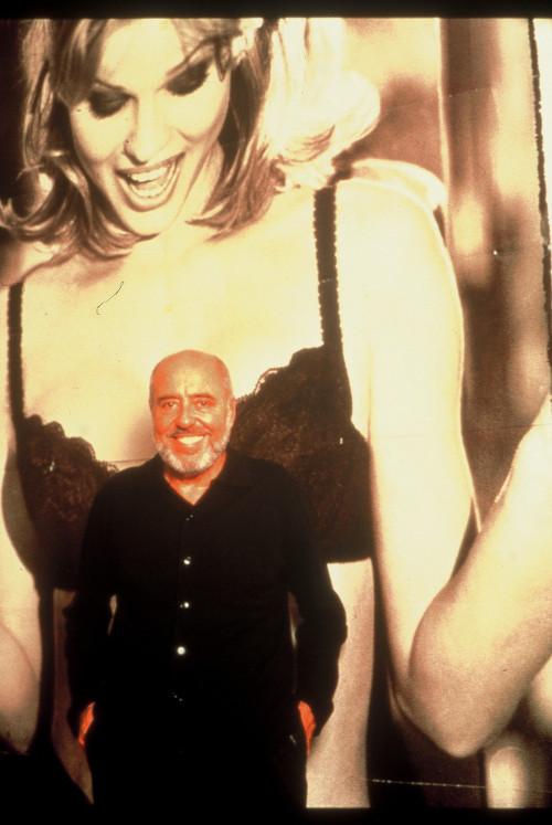 Il grande stilista Elio Fiorucci, scomparso nella notte tra domenica 19 e lunedì 20 luglio