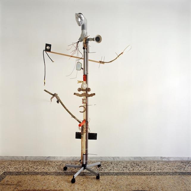 Jimmie Durham, Pallas Athena, 2008