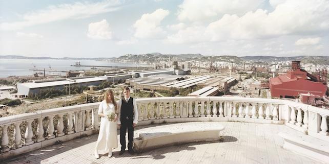Jodice, Cartoline dagli altri spazi, Napoli, #023, 1996
