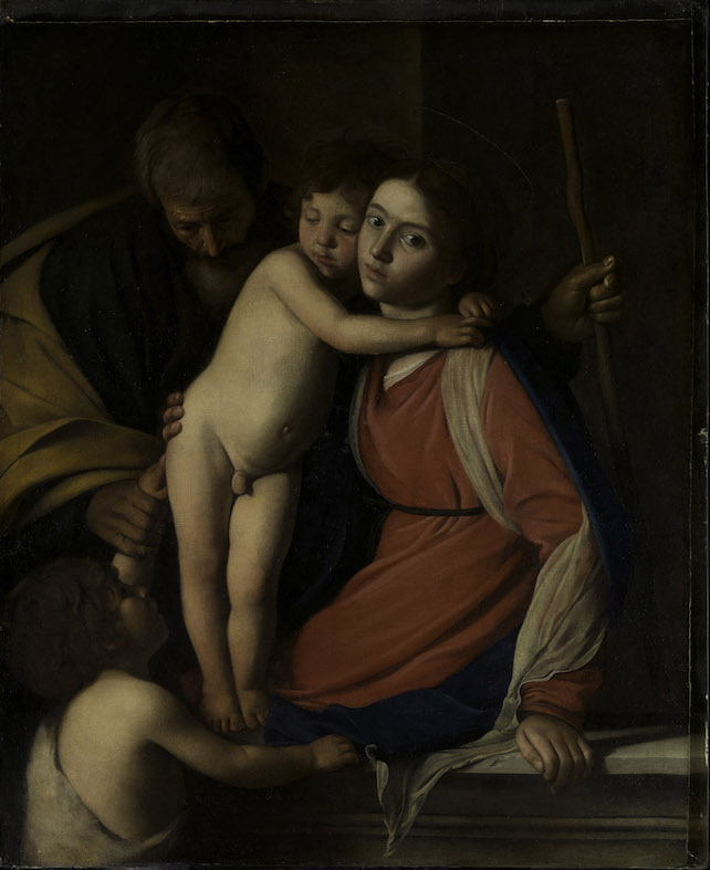 «Sacra Famiglia con San Giovannino»