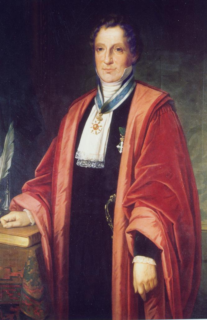 Ritratto del marchese di Barolo