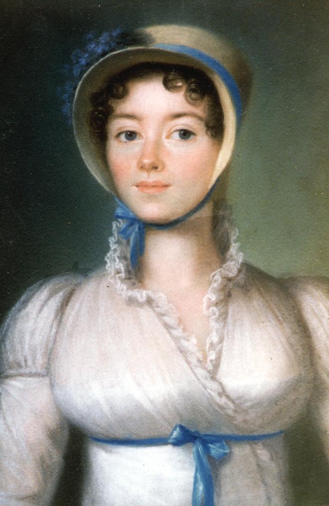 ritratto della marchesa di Barolo di Luigi Bernero -1810