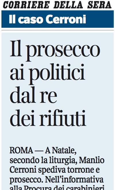 cerroni-prosecco-torrone-politici-corriere
