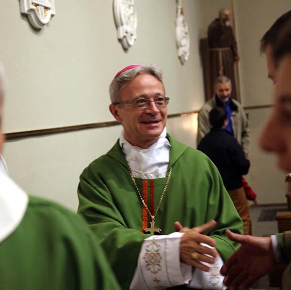 francesco cavina vescovo carpi