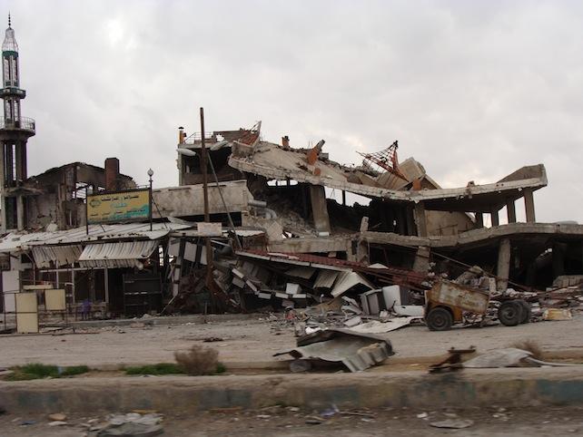 siria-autostrada-damasco-homs