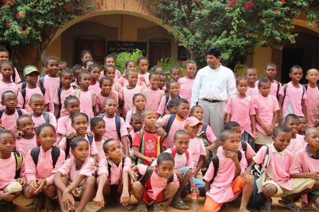 scuola Madagascar