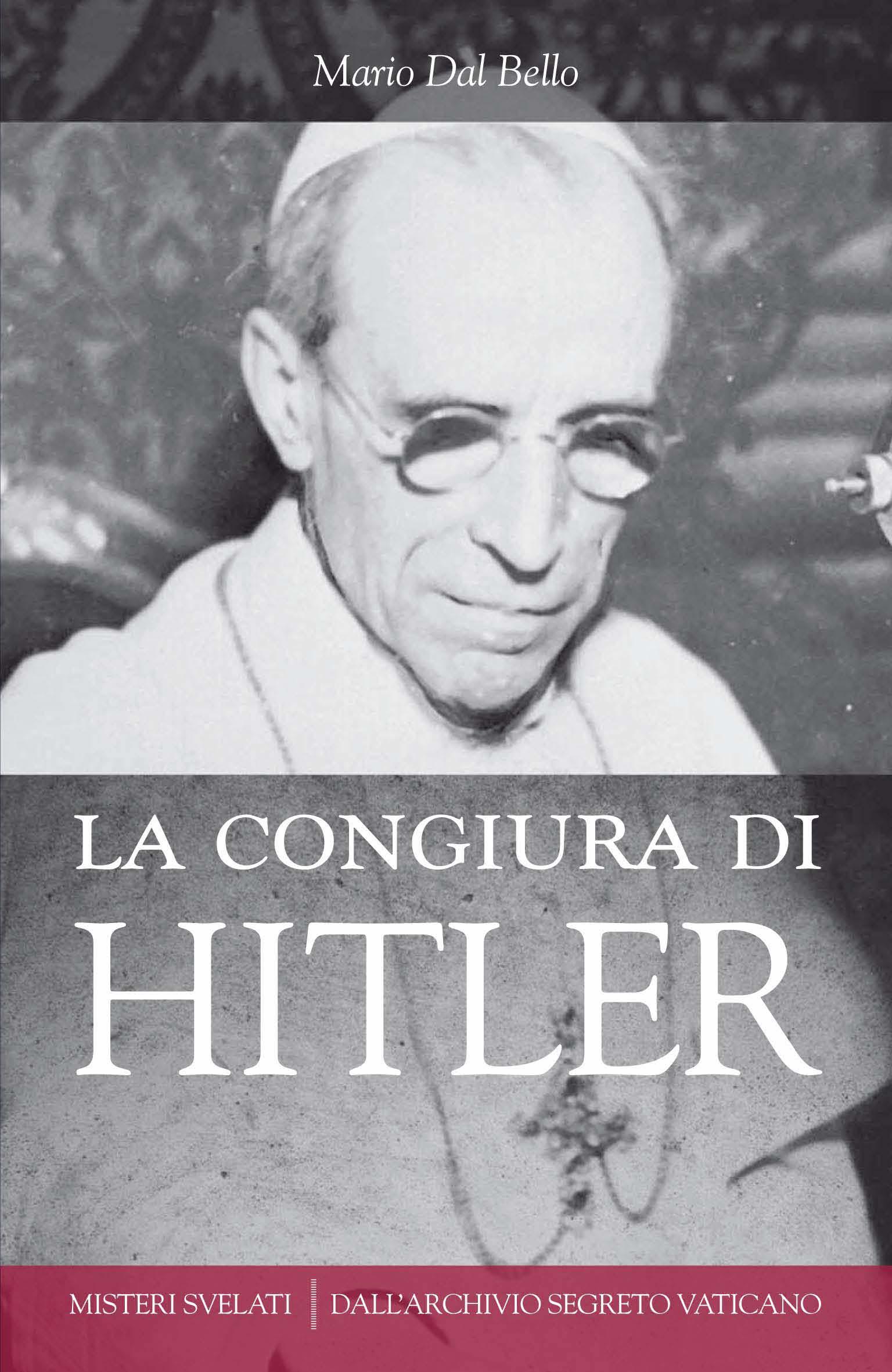3116452 - CONGIURA HITLER