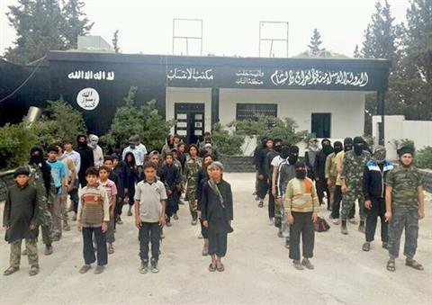 isil-aleppo-siria-guerra-bambini