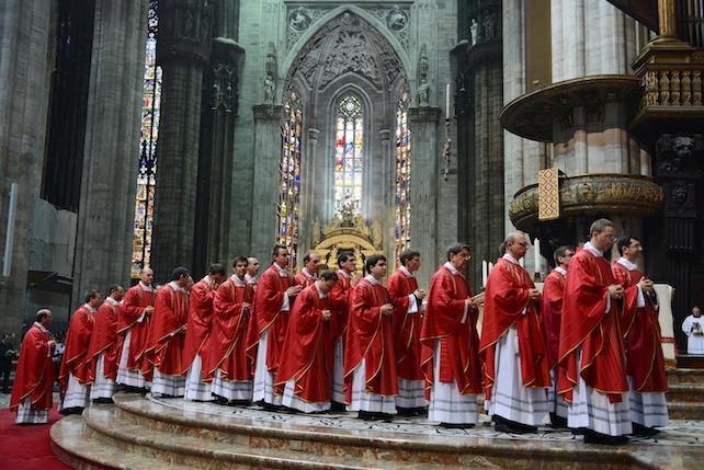 Ordinazioni presbiterali: 25 nuovi preti per la Diocesi