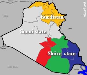 iraq-divisione-stati-kurdistan-sunniti-sciiti