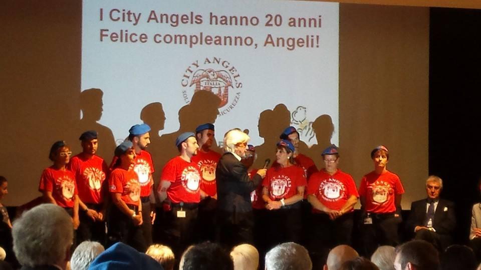 city angels 20 anni