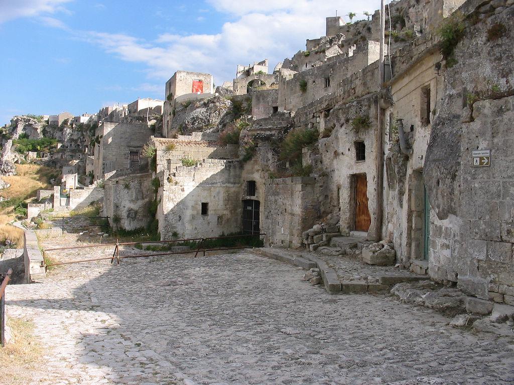 Matera-sassi-cultura