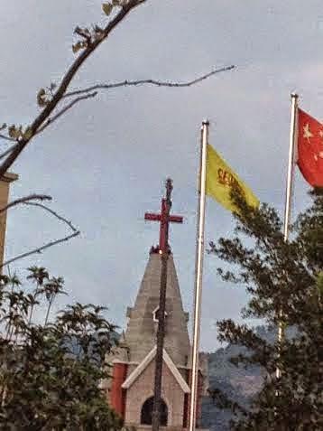 chiesa xianqiao cina