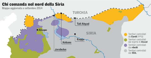 siria-turchia-isil