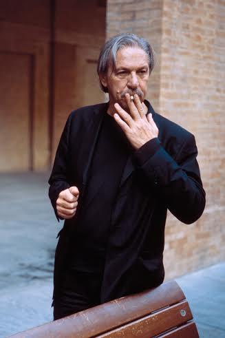 Franco Guerzoni. Foto Claudia Cavatorta