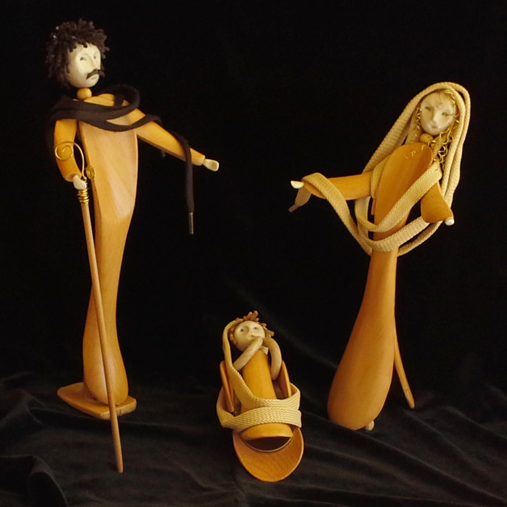 presepe Lazio - calzascarpe, calzanti,stringhe e suole