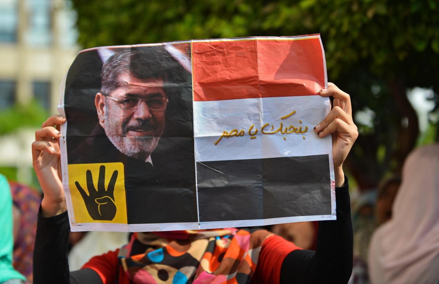 Manifestazione Al Cairo degli studenti contro il regime militare