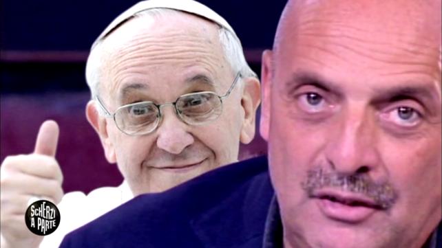 paolo-brosio-scherzi-a-parte-papa-francesco