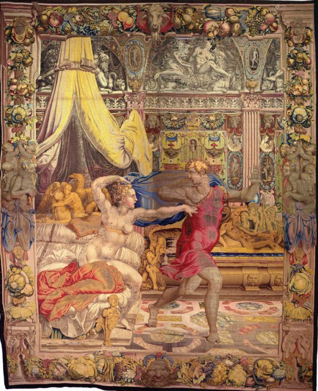 1. Bronzino Giuseppe fugge dalla moglie di Putifarre