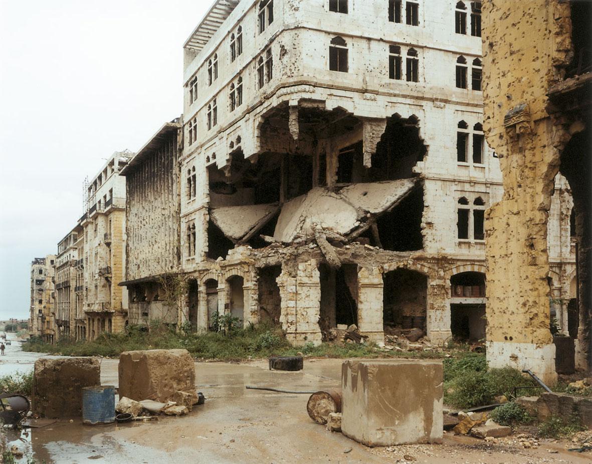 Gabriele Basilico_Beirut 1991 91A6555m