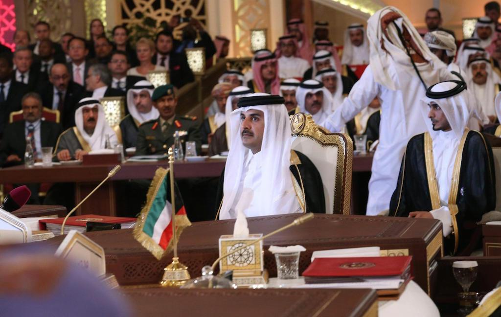 GCC leaders summit in Doha