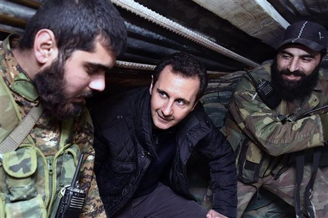 assad-siria-militari-ap-ansa