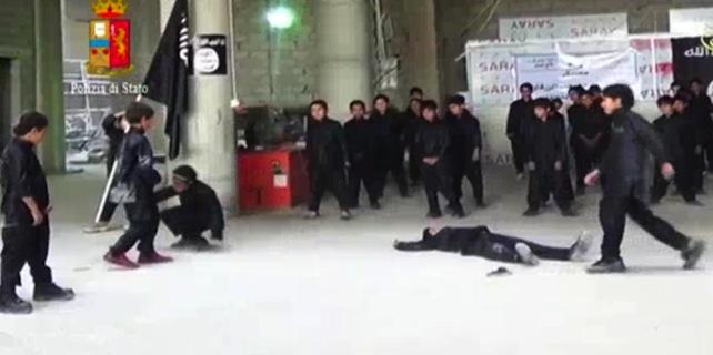 Isis: operazione Ps, smantellata cellula in Italia
