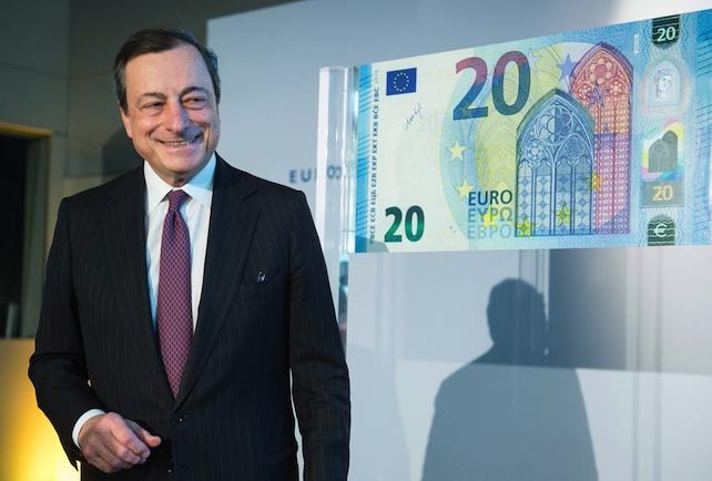 >>>ANSA/BCE PRESENTA I NUOVI 20 EURO, ARRIVA 'FINESTRA CON RITRATTO'