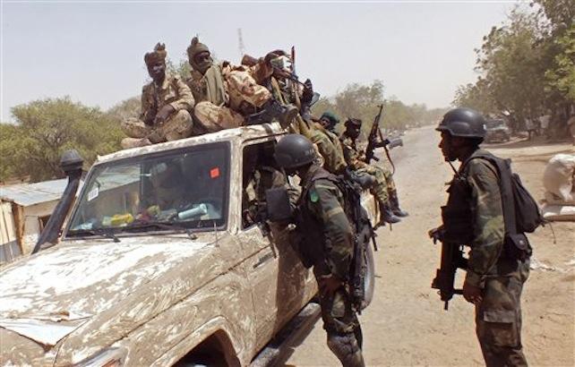 CORRECTION Cameroon Nigeria Boko Haram
