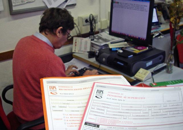 pensione-inps-tasse-dichiarazione-redditi-ansa