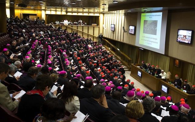 Opening of the Extraordinary Family Synod