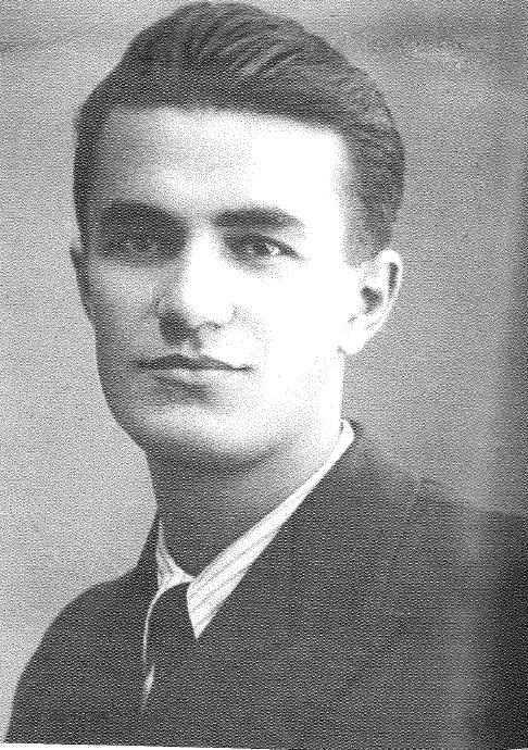 """Il capo partigiano """"Neri"""", Luigi Canali, probabilmente eliminato dagli stessi compagni della resistenza"""