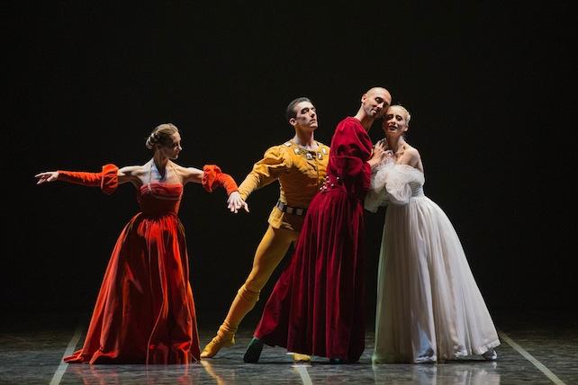 The Moor's Pavane_cor.Jose Limon_©Yasuko Kageyama-Opera Roma 2014-15_0393-1