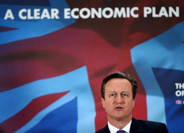 Britain The Economy Election