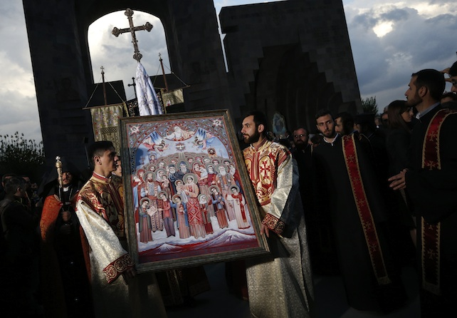 Armenia Slaughter Centennial