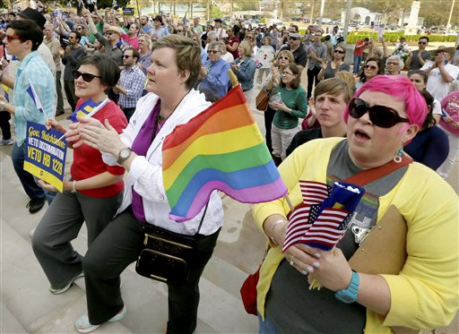 Religious Objections Gay Rights