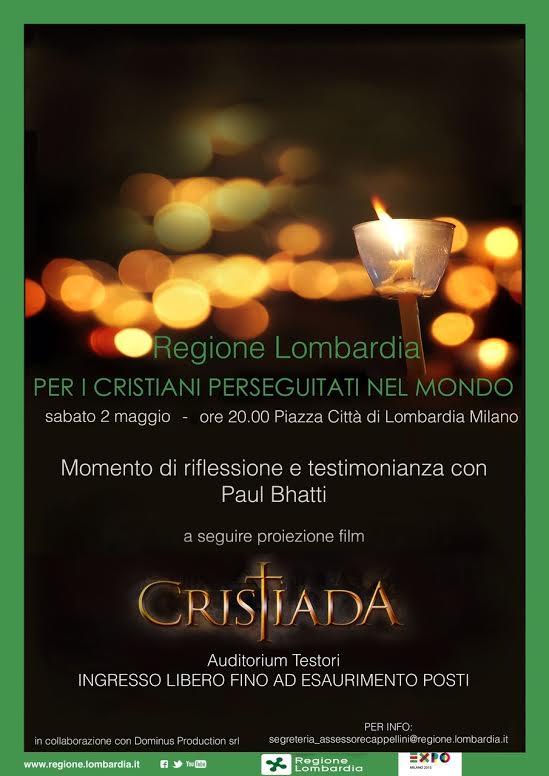 regione lombardia cristiani