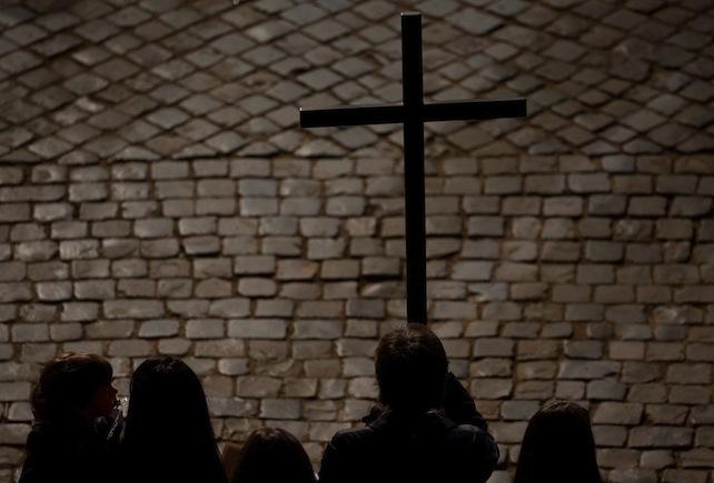 Pope: Via Crucis