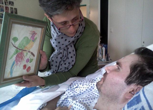 Tetraplegic vincent lambert