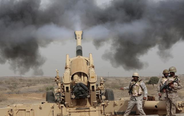 APTOPIX Mideast Saudi Yemen War