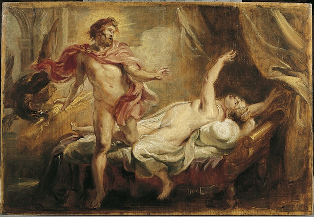 Rubens-Death-of-Semele